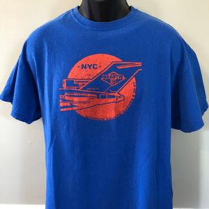1987 Beastie Boys Concert Shirt MSG NYC Tour Band